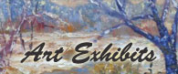 Art Gallery events and exhibitions in Hunterdon County and surrounding areas