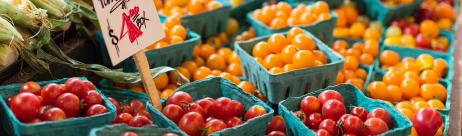 Farmers Markets, Farm Fresh Produce, Baked Goods, Honey in the Hunterdon County, NJ area