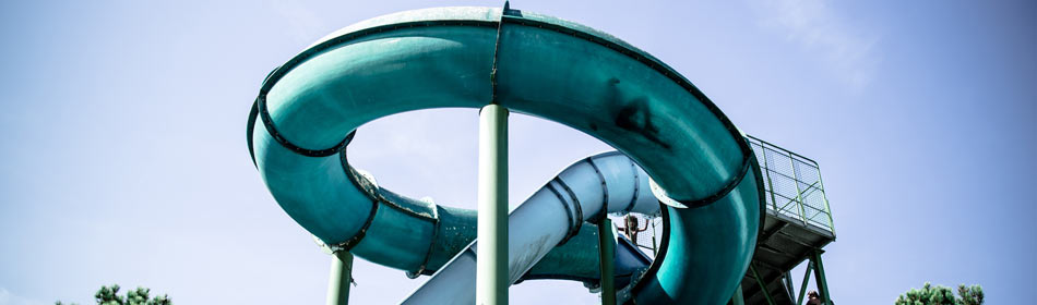 Water parks and tubing in the Hunterdon County, NJ area